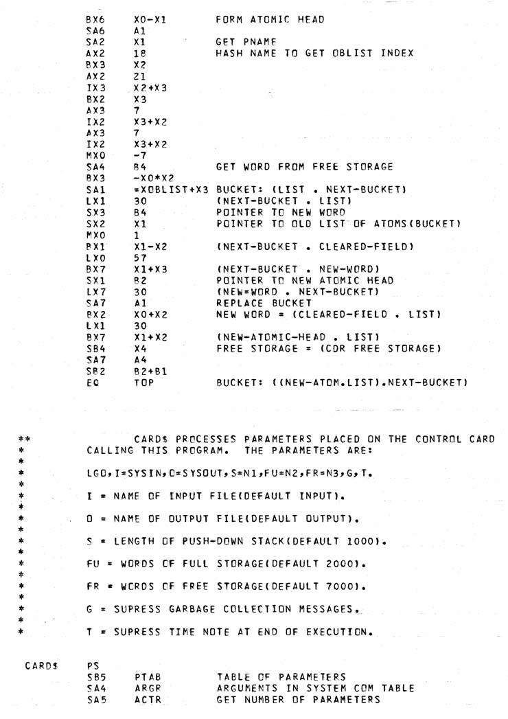 lisp interpreters: