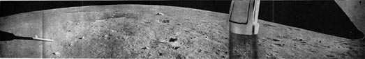 Luna-17 Optical-Mechanical Panorama