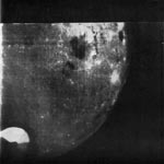 Zond-3 Frame 23