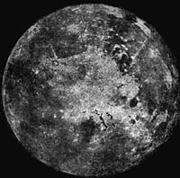 Zond-6 Photo of the Moon