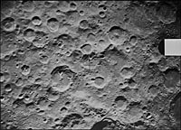 Zond-8 Photo of the Moon