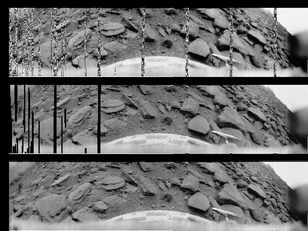 Soviet Venus Images