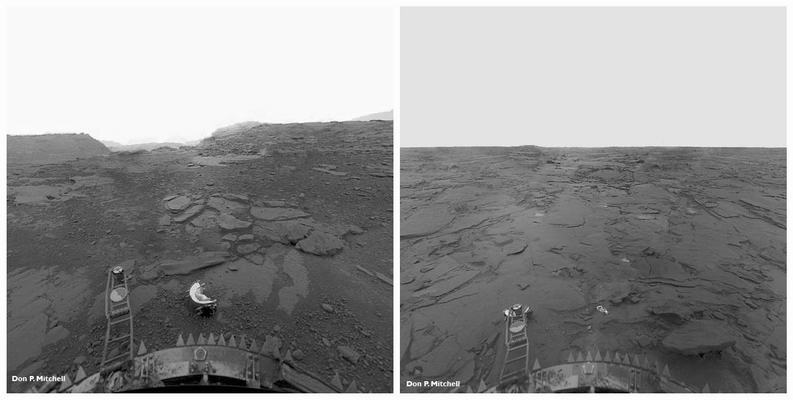 surface of venus russian probe - photo #14