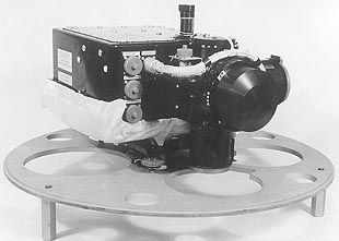 Venera-15 Fourier Transform Spectrometer