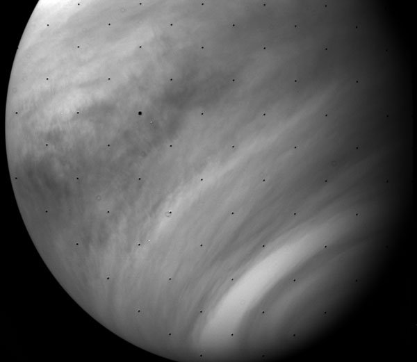Venus from Mariner-10