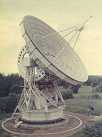 22-Meter Pushchino Radio Telescope