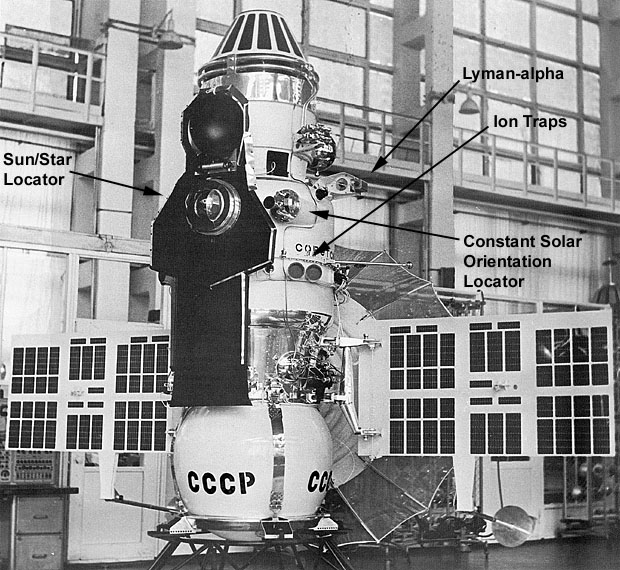 Venera-4 Spacecraft
