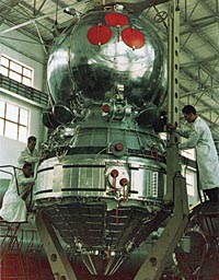 Zenit Surveillance Satellite