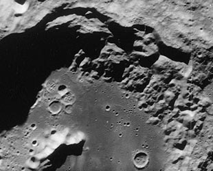 The Moon from Zond-8