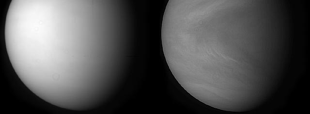 Image of Venus from Galileo