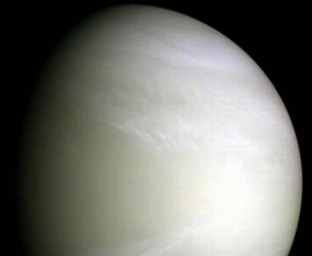 Venus from Space